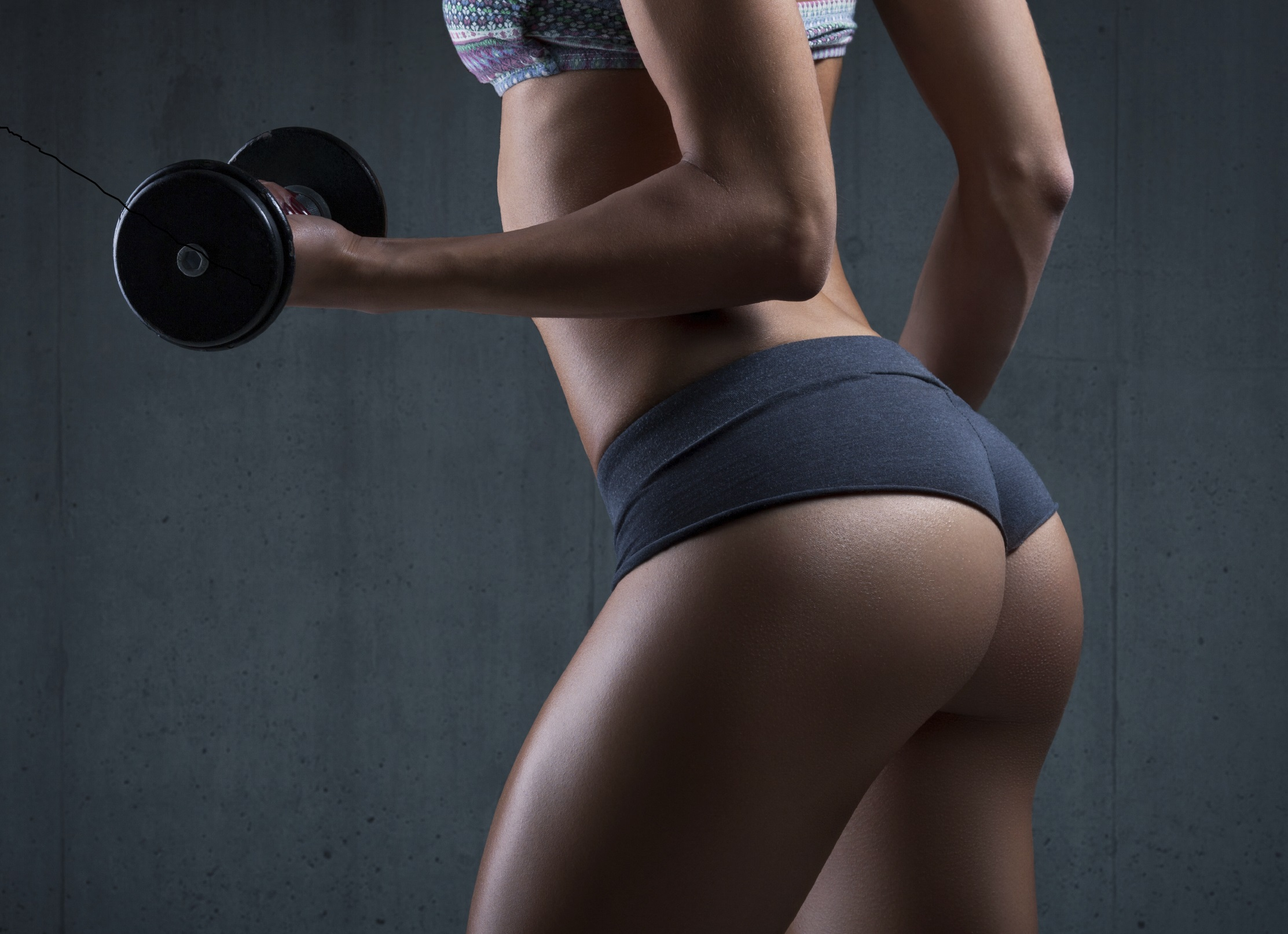 Ladies: Try this for a better bum