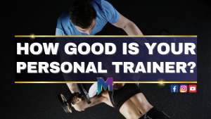 Is your trainer any good?