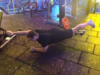Advanced Plank