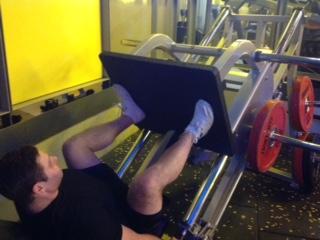 Wide Leg Press